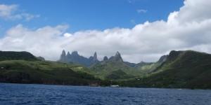 Approaching Hakahetau